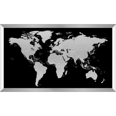 Incado metal verdenskort   Bolighuset Werenberg
