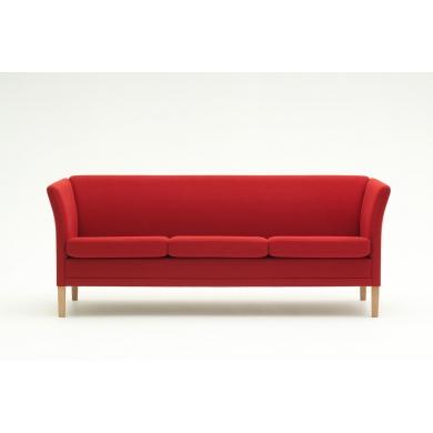 Nielaus London sofa   Læder eller stof