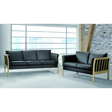 Kragelund  Furniture - Tremmesofa KF 115