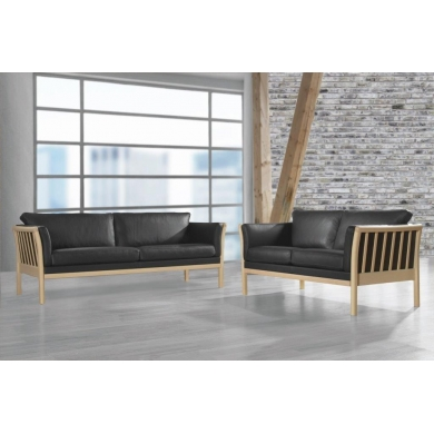 Kragelund  Furniture Tremmesofa KF 117 - 118