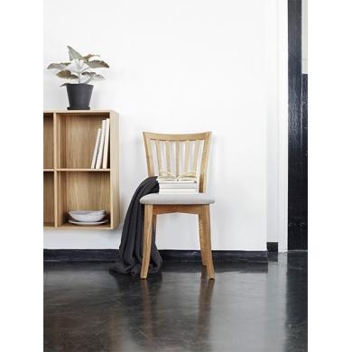 Haslev 170-serien stol | Flere træsorter