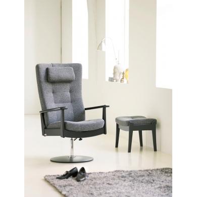 Farstrup Plus hvilestol på drejefod | Bolighuset Werenberg