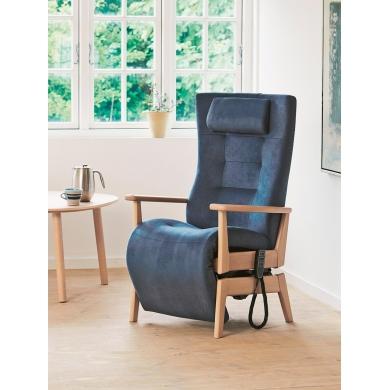 Farstrup Multiplus El-lænestol med fodhviler