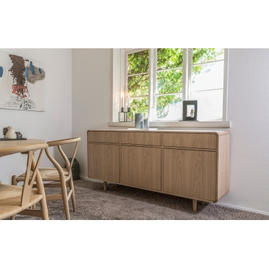 KLIM FURNITURE Tourno Sideboard | Bolighuset Werenberg