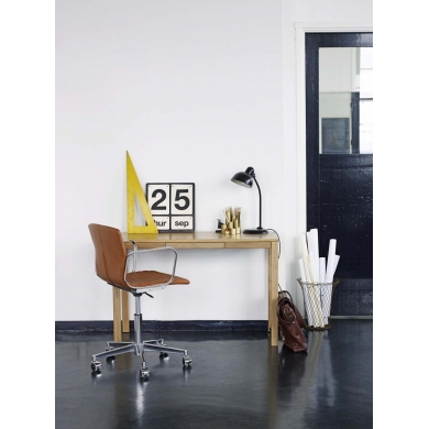 Haslev skrivebord model 542   Bolighuset Werenberg