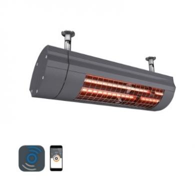 SOLAMAGIC 2000 ECO+PRO BTC varmelampe m/varmeregulering
