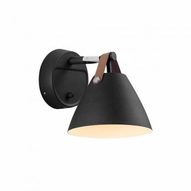Nordlux Strap 15 - Væglampe | Bolighuset Werenberg