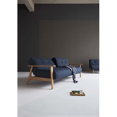 Innovation - Sovesofa Eik m/splitback