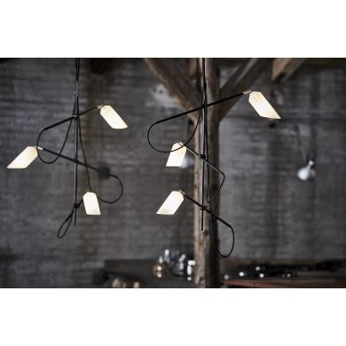 LE KLINT Pliverre Chandelier lysekrone | Bolighuset Werenberg