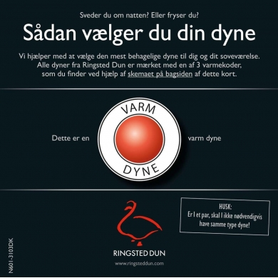 Ringsted Dun - Svinedrengen - Varm dyne - 2019 - Bolighuset Werenberg