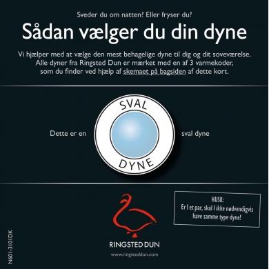 Ringsted Dun - Classic Comfort - Ekstra sval dyne | Bolighuset Werenberg