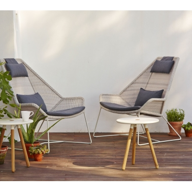 Cane-line Breeze Highback stol | Bolighuset Werenberg