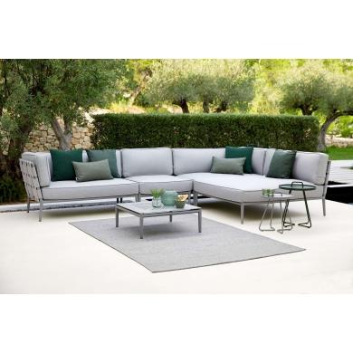 Cane-line | Conic 2-pers. sofa, højremodul - Bolighuset Werenberg