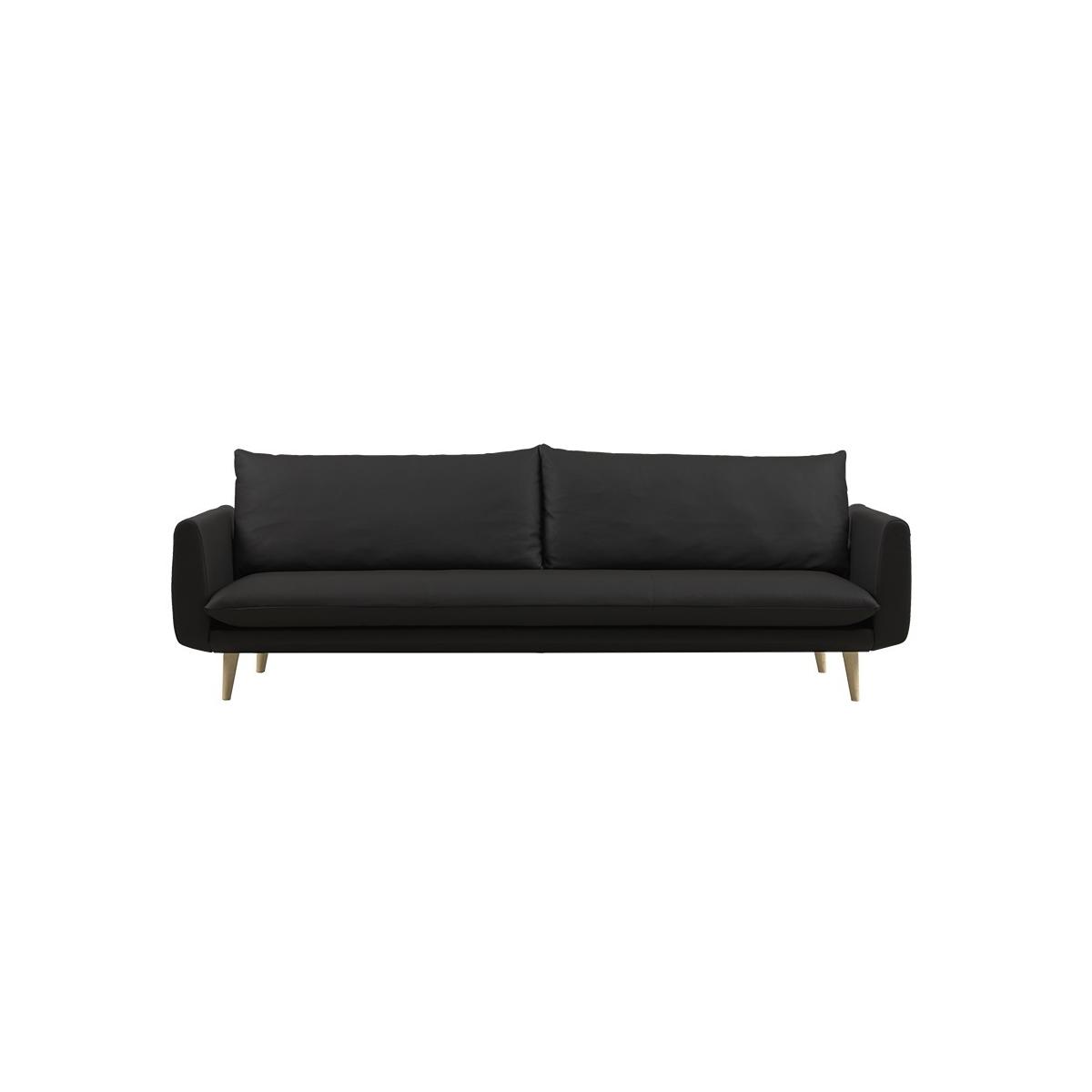 Brunstad Everest sofa i læder    Bolighuset Werenberg