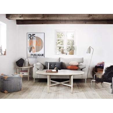 Haslev Opus sofabord | Bolighuset Werenberg