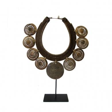 Byliving   Metal Necklace - Bolighuset Werenberg