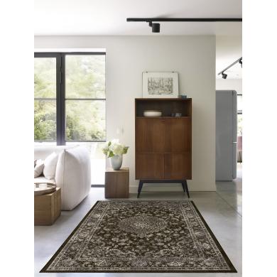 Kreatex tæppe | Vintage - Antracite Grey - Bolighuset Werenberg