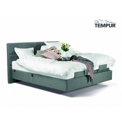 Tempur Spring Box Adjustable m/ Supreme CoolTouch- Bolighuset Werenberg