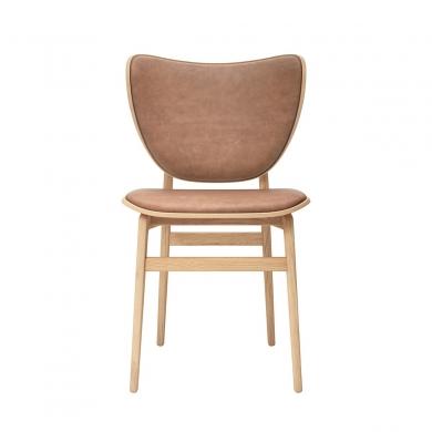 NORR11   Elephant Dining Chair - Læder   Bolighuset Werenberg