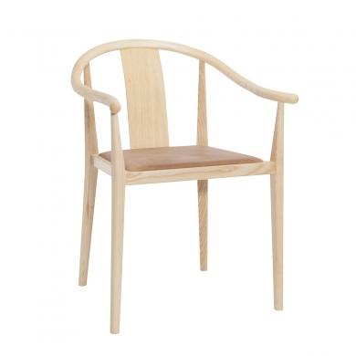 NORR11   Shanghai Dining Chair - Læder   Bolighuset Werenberg
