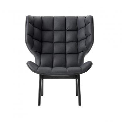 NORR11 | Mammoth Chair - Læder | Bolighuset Werenberg