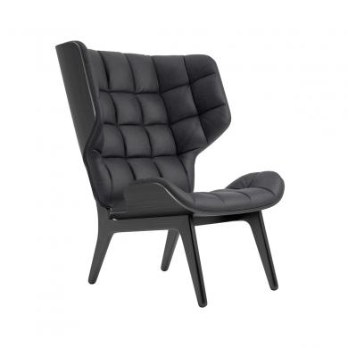 NORR11   Mammoth Chair - Læder   Bolighuset Werenberg