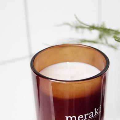 Meraki |Duftlys Scandinavian garden