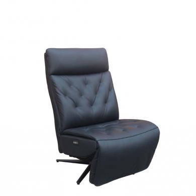 Lexpo   Hill lænestol i læder med 2 motorer - Bolighuset Werenberg