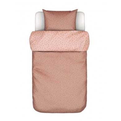 Marc O'Polo sengetøj | Verin - Coral pink - Bolighuset Werenberg