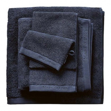 Marc O'Polo - Håndklæder Uni/marine