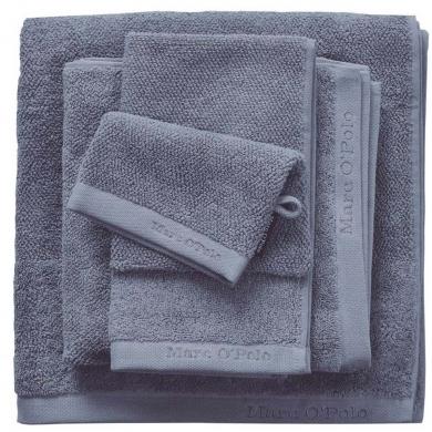 Marc O'Polo - Håndklæder Uni/smoke