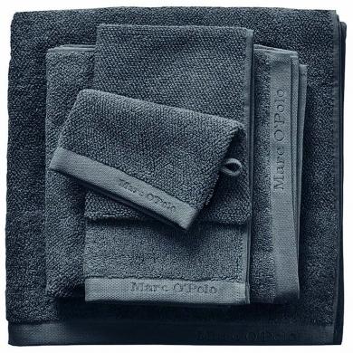 Marc O'Polo - Håndklæder silver Bolighuset Werenberg