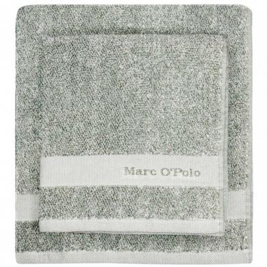 Marc O'Polo - Håndklæder melange green