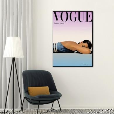Malerifabrikken   Vogue 1 - Bolighuset Werenberg
