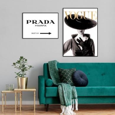 Malerifabrikken   Vogue 5 - Bolighuset Werenberg