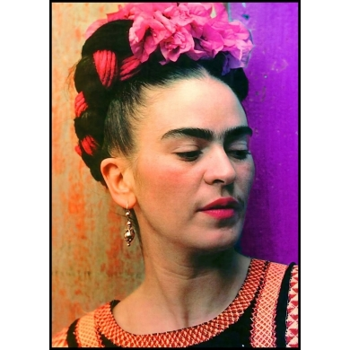 Malerifabrikken   Frida Kahlo 2 - Bolighuset Werenberg