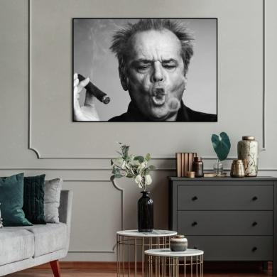 Malerifabrikken   Jack Nicholson - Bolighuset Werenberg