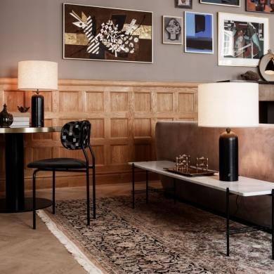 GUBI - Gravity bordlampe Large   Bolighuset Werenberg