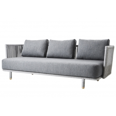 Cane-line   Moments 3-pers. sofa - Bolighuset Werenberg