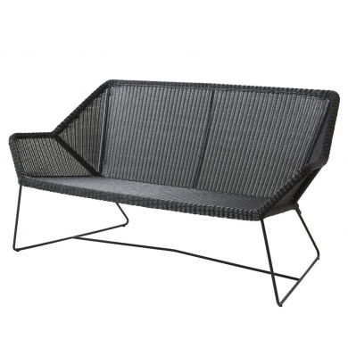Cane-line Breeze 2 pers. lounge sofa | Bolighuset Werenberg