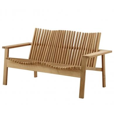 Cane-line   Amaze 2-pers. sofa - stabelbar   Bolighuset Werenberg