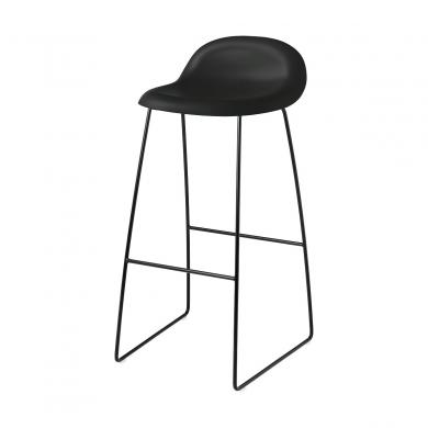 GUBI | 3D Barstol - Sledge Base | Bolighuset Werenberg