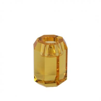 C'est Bon | Krystalstage, gul - 7x5 cm - Bolighuset Werenberg
