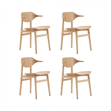 NORR11 | 4 for 3 - Buffalo Dining Chair