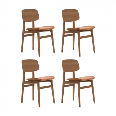 NORR11 | 4 FOR 3 - NY11 Dining Chair - Bolighuset Werenberg