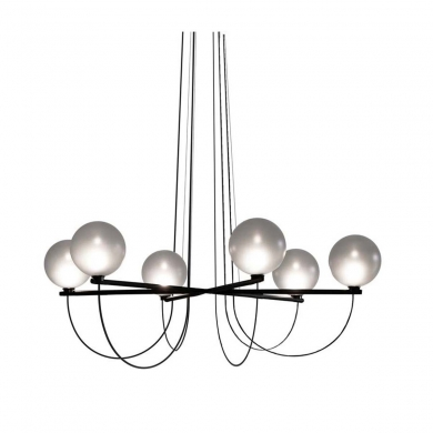 Handvärk lysekrone - Globe   Bolighuset Werenberg