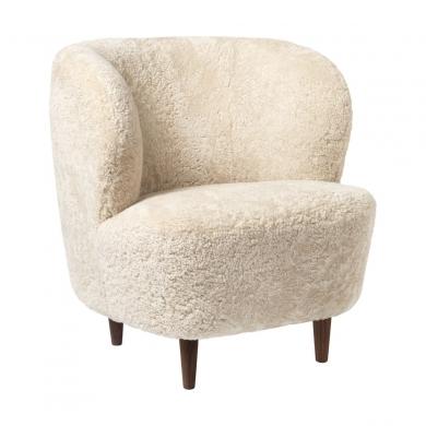 GUBI | Stay Lounge Chair - Small | Bolighuset Werenberg