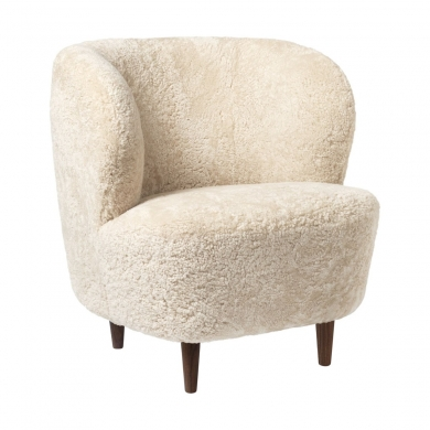 GUBI   Stay Lounge Chair - Small   Bolighuset Werenberg