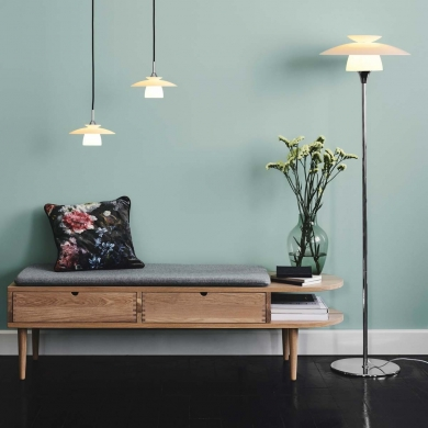 Halo Design | Scandinavia Gulvlampe