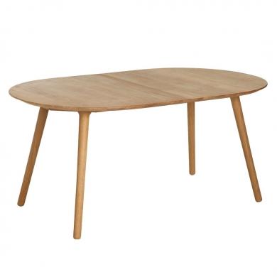 VIA Copenhagen   EAT Oval spisebord - Bolighuset Werenberg